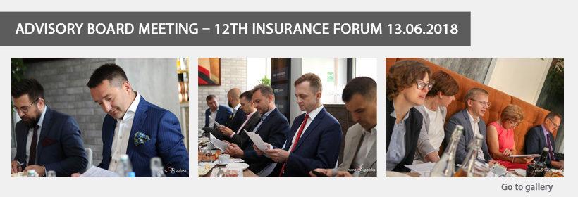 xii en insurance forum
